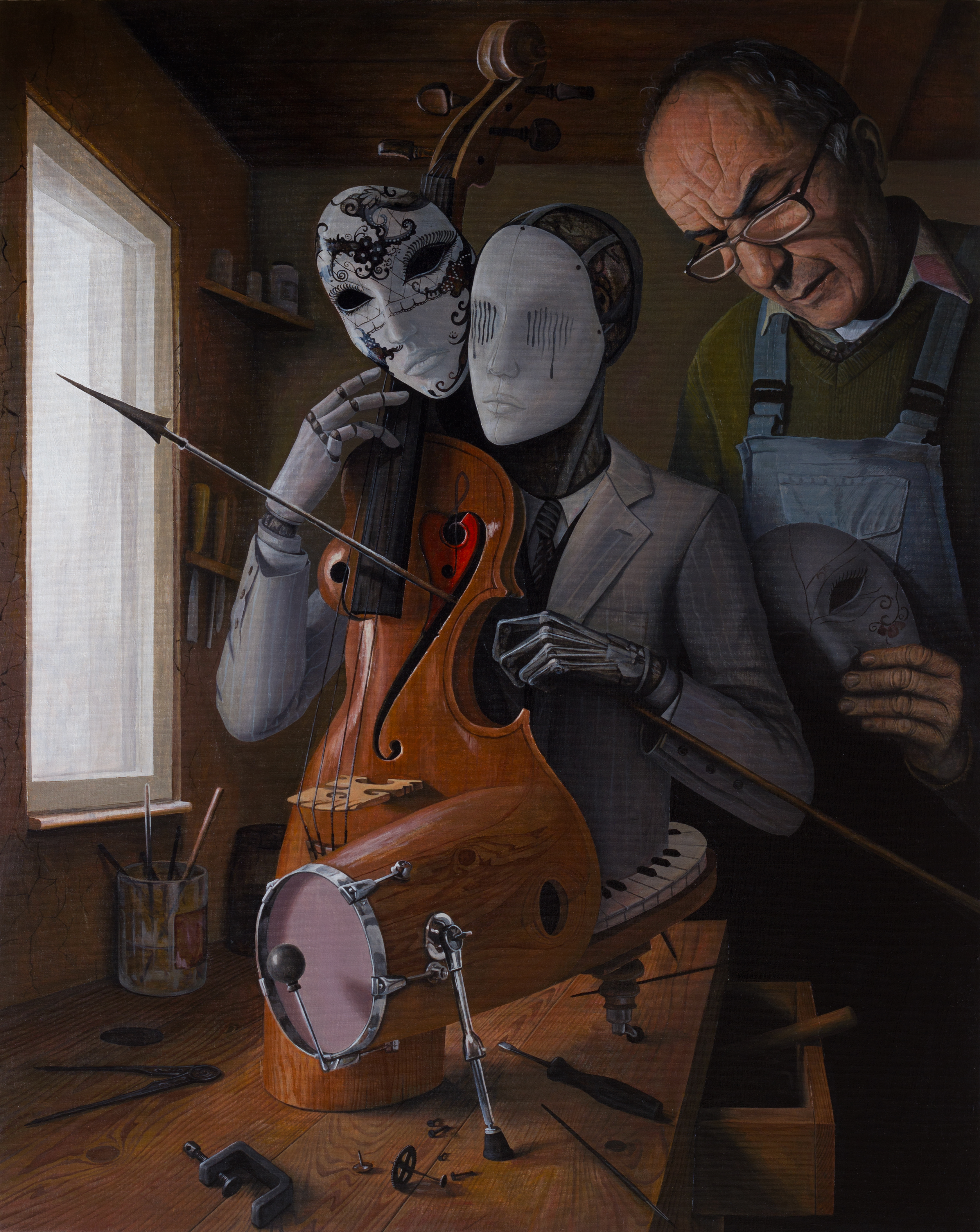 Artist in Love