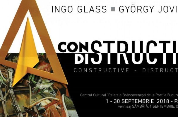 Expoziția-CONSTRUCTIVDISTRUCTIV-a-artiștilor-INGO-GLASS-și-GYÖRGY-JOVIÁN-@-Palatul-Mogoșoaia-1200x640